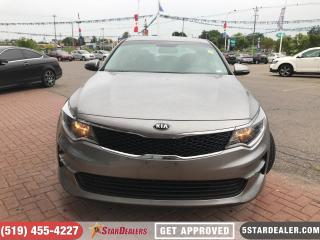 Used 2018 Kia Optima for sale in London, ON