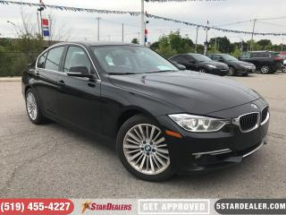 Used 2014 BMW 328i xDrive | NAV | LEATHER | ROOF for sale in London, ON