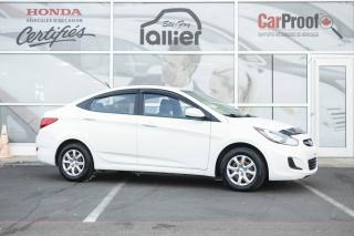 Used 2013 Hyundai Accent GL for sale in Québec, QC
