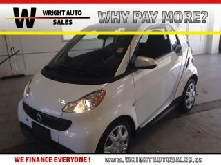 Used 2015 Smart fortwo Passion|LOW MILEAGE|LEATHER|36,757 KMS for sale in Cambridge, ON