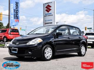 Used 2011 Nissan Versa 1.8 S for sale in Barrie, ON