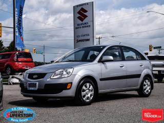 Used 2009 Kia Rio Rio5 EX for sale in Barrie, ON