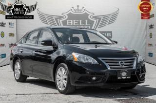Used 2015 Nissan Sentra SL NAVIGATION SUNROOF LEATHER SUNROOF BACK-UP CAMERA for sale in Toronto, ON