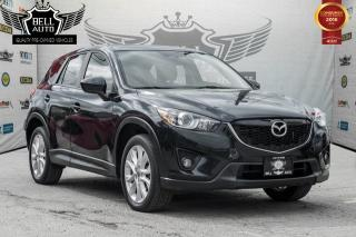 Used 2013 Mazda CX-5 GT NAVIGATION SUNROOF LEATHER BACK-UP CAMERA AWD for sale in Toronto, ON