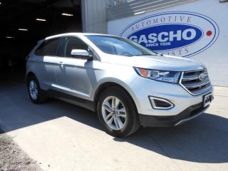 Used 2018 Ford Edge SEL|AWD|BLUETOOTH|REAR CAM for sale in Kitchener, ON