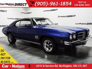 Used 1971 Pontiac LeMans | CLASSIC| ONE PRICE INTEGRITY| for sale in Burlington, ON