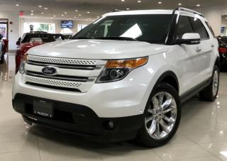 Used 2015 Ford Explorer 4WD|Limited for sale in North York, ON