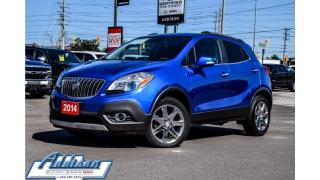 Used 2014 Buick Encore Leather AWD - Leather Seats for sale in Mississauga, ON