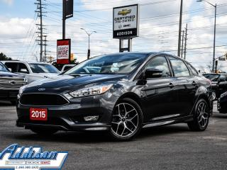 Used 2015 Ford Focus SEDAN SE for sale in Mississauga, ON
