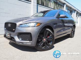 Used 2017 Jaguar F-PACE S 35t R-Sport for sale in Richmond, BC