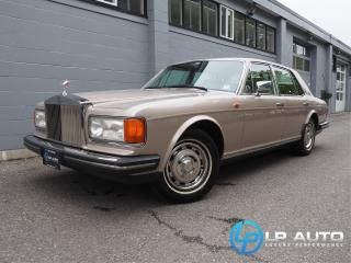 Used 1984 Rolls Royce Silver Spirit for sale in Richmond, BC