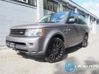 Used 2011 Land Rover Range Rover SPORT HSE for sale in Richmond, BC