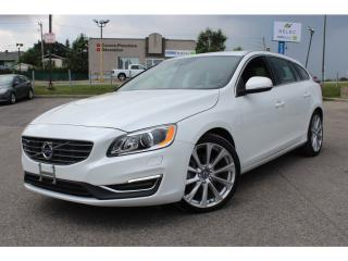 Used 2017 Volvo V60 T6 Drive-E for sale in St-Eustache, QC