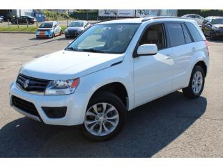Used 2013 Suzuki Grand Vitara Jx/awd/gps for sale in St-eustache, QC