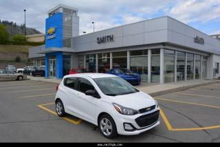New 2019 Chevrolet Spark LS for sale in Kamloops, BC