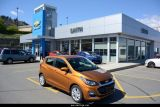 Photo of Orange 2019 Chevrolet Spark
