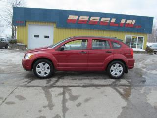 Used 2007 Dodge Caliber SXT for sale in Quebec, QC