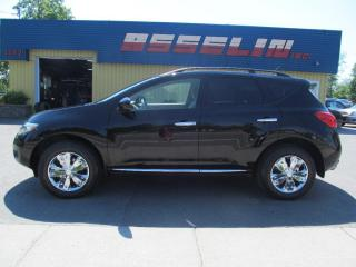 Used 2009 Nissan Murano S for sale in Quebec, QC