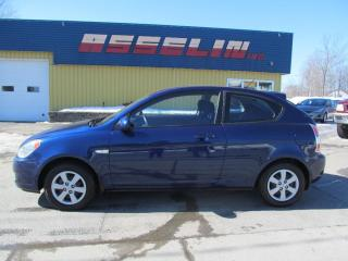 Used 2008 Hyundai Accent GL for sale in Quebec, QC