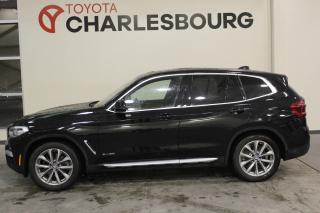 Used 2018 BMW X3 xDrive30i véhicule d'activités sportives for sale in Québec, QC