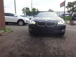 Used 2011 BMW 5 Series 535i for sale in Waterloo, ON
