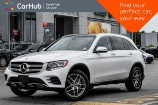 Used 2017 Mercedes-Benz GL-Class GLC 300|Pano_Sunroof|Keyless_GO|Heated_Seats|Navigation| for sale in Thornhill, ON