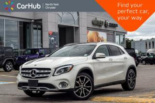 Used 2018 Mercedes-Benz GLA 250 4Matic|Pano_Sunroof|Keyless_Go|Nav|Sat|Bluetooth for sale in Thornhill, ON