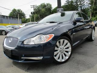Used 2009 Jaguar XF PREMIUM LUXURY/NAVIGATION/91KMS/SUNROOF !!! for sale in Burlington, ON