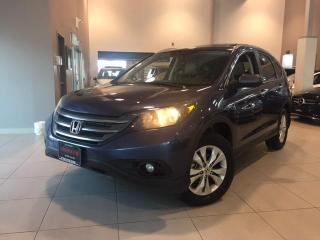 Used 2013 Honda CR-V TOURING-NAVIGATION-CAMERA-LEATHER-ROOF for sale in York, ON