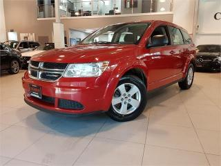 Used 2015 Dodge Journey NEW TIRES-BRAKES-FACTORY WARRANTY for sale in York, ON