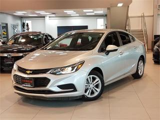 Used 2017 Chevrolet Cruze LT-AUTO-CAMERA-HEATED SEATS-ONLY 81KM for sale in York, ON