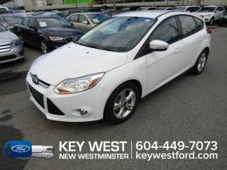 Used 2012 Ford Focus SE Hatchback Sport Pkg Heated Seats for sale in New Westminster, BC