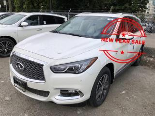 Used 2018 Infiniti QX60 AWD PREMIUM PACKAGE, SAME AS NEW. for sale in Vancouver, BC