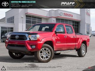 Used 2013 Toyota Tacoma 4x4 Dbl Cab V6 5A for sale in Orangeville, ON