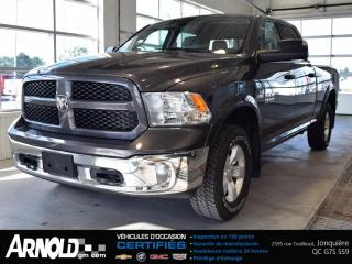 Used 2017 RAM 1500 for sale in Jonquière, QC