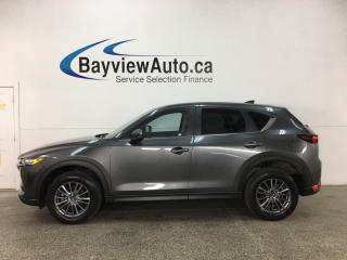 Used 2017 Mazda CX-5 GS - SUNROOF! HTD SEATS! DUAL CLIMATE! REVERSE CAM! PWR LIFTGATE! for sale in Belleville, ON