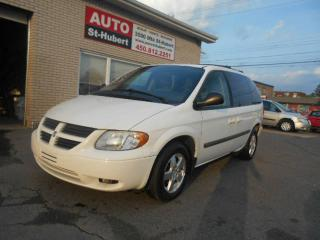 Used 2007 Dodge Caravan SXT for sale in Saint-hubert, QC