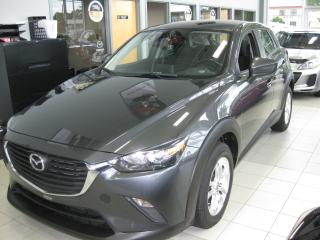 Used 2016 Mazda CX-3 GX FWD MAGS CAMERA for sale in Trois-Rivières, QC