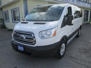 Used 2015 Ford Transit Connect PEOPLE & CARGO MOVING XLT - 150 MODEL 8 PASSENGER 3.7L - V6.. BENCH & 3RD ROW.. TOW SUPPORT.. EXT-CARGO.. BLUETOOTH.. AUX/USB INPUT.. for sale in Bradford, ON