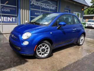 Used 2012 Fiat 500 Pop for sale in Boisbriand, QC