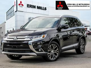 Used 2017 Mitsubishi Outlander GT S-AWC for sale in Mississauga, ON