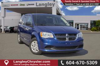 Used 2011 Dodge Grand Caravan SE/SXT <B>*LOCAL BC VEHICLE<B> for sale in Surrey, BC