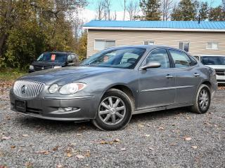 Used 2009 Buick Allure CX for sale in Ottawa, ON