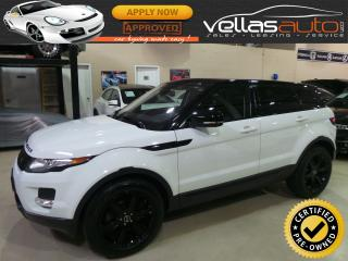 Used 2012 Land Rover Evoque Pure Plus PURE PLUS| AWD| NAVI| PANO RF for sale in Vaughan, ON