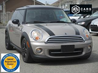 Used 2013 MINI Cooper Baker Street Pano Roof for sale in Ottawa, ON