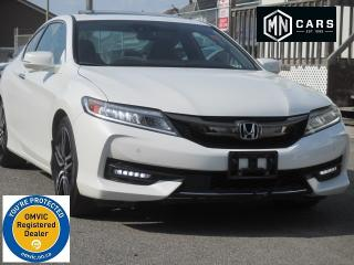 Used 2016 Honda Accord EX-L Touring V6 Coupe AT Low km for sale in Ottawa, ON