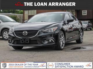 Used 2015 Mazda MAZDA6 for sale in Barrie, ON