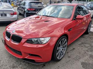 Used 2008 BMW 3 Series 4dr Sdn M3 RWD for sale in New Westminster, BC