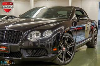 Used 2013 Bentley Continental GTC V8 S for sale in Oakville, ON