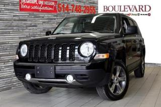 Used 2016 Jeep Patriot 4x4 for sale in Montréal, QC
